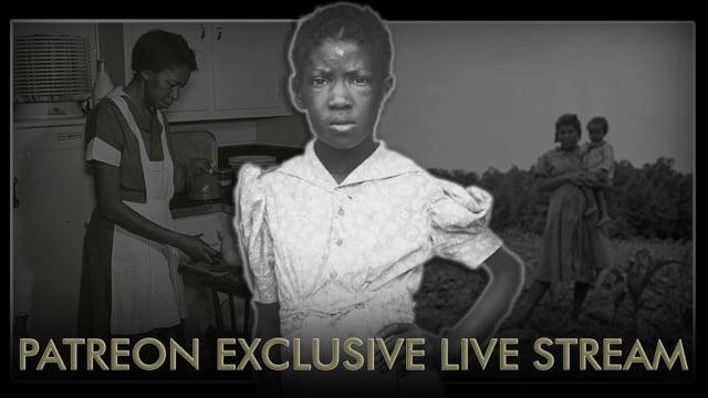 September 12, 2021 Livestream: How Reconstruction Failed Black Women