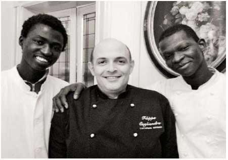 filippo-cogliandro-con-chef-africani