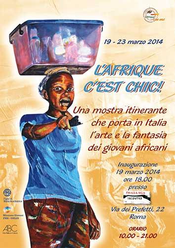 mostra-L'AFRIQUE-C'EST-CHIC-roma-19-23-marzo-2014