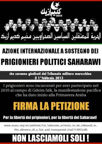 petizione-liberazione-politici-saharawi