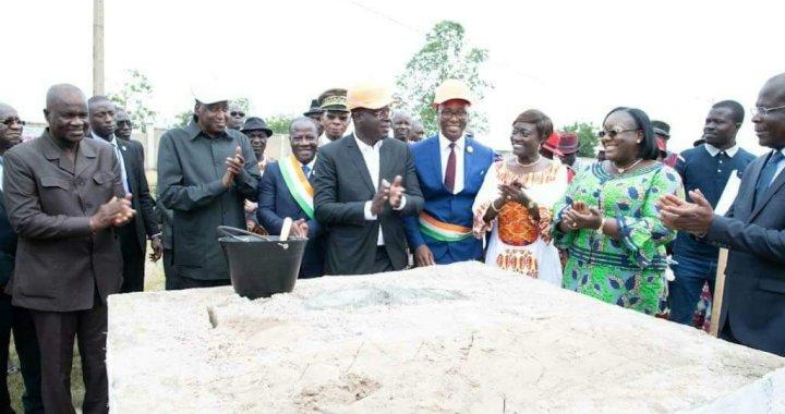 Gagnoa : ''Le Pont métallique de Guibéroua–Kosséhoa a une longueur de 34,2 mètres et un coût estimé à 777 Millions Fcfa'' (Amedé Kouakou)