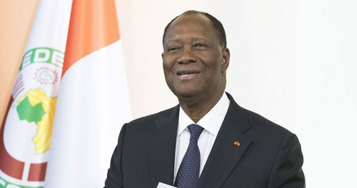 Célébration de la fête nationale allocution de S.E.M Alassane Ouattara, président de la république de Côte d'Ivoire Abidjan, le lundi 06 août 2018