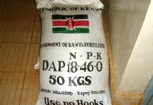 Fertiliser Kenya IFDC Photography