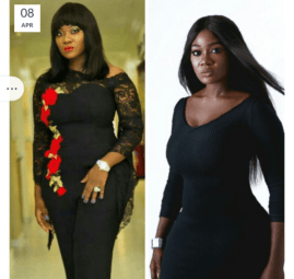 Mercy Johnson's weight and belly fat loss