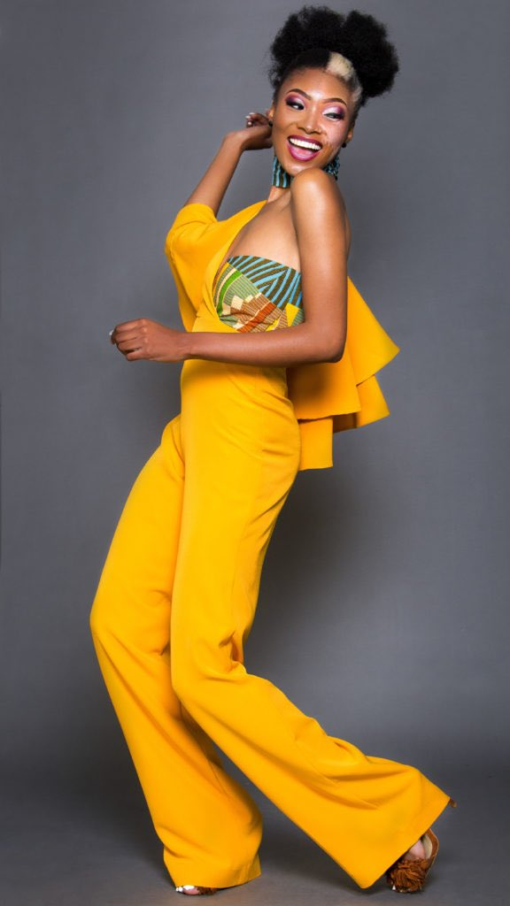 Stunning yellow dress styles; Yellow is the new black! 12