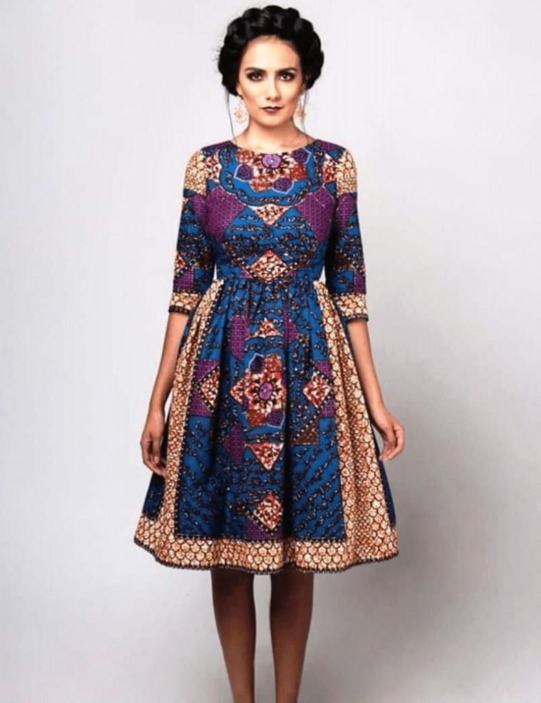 Beautiful dress style
