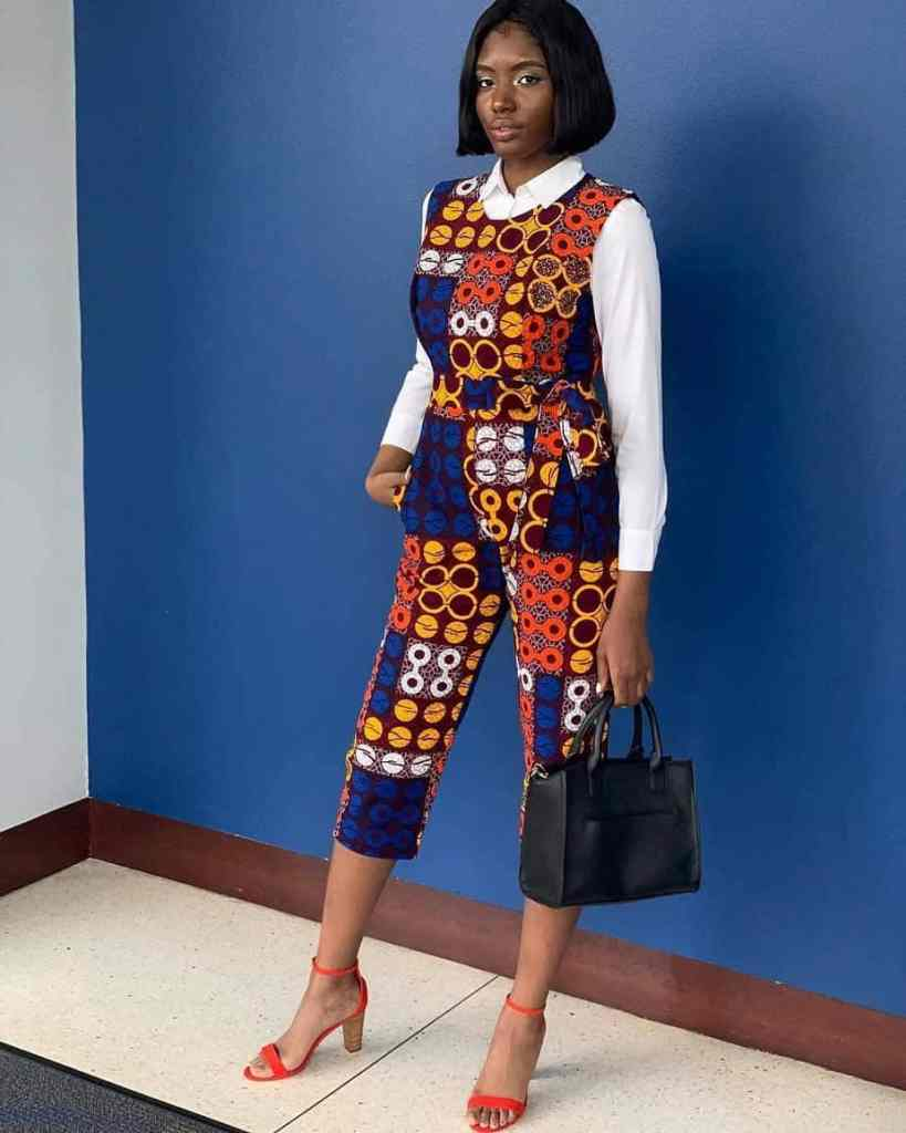 20+ STYLISH AND TRENDY ANKARA DRESSES 4