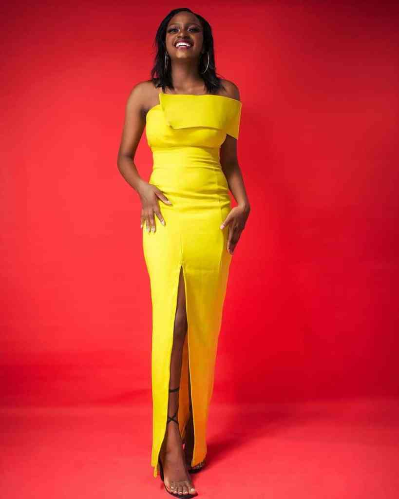 Stunning yellow dress styles; Yellow is the new black! 6
