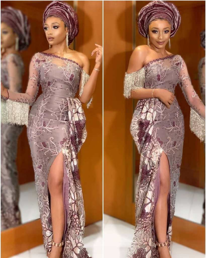 ALL THE BEST AND LATEST TRENDING ASOEBI  STYLES IN 2019 12