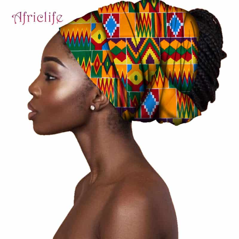 BEAUTIFUL AND STYLISH AFRICAN ANKARA HEAD WRAPS 23