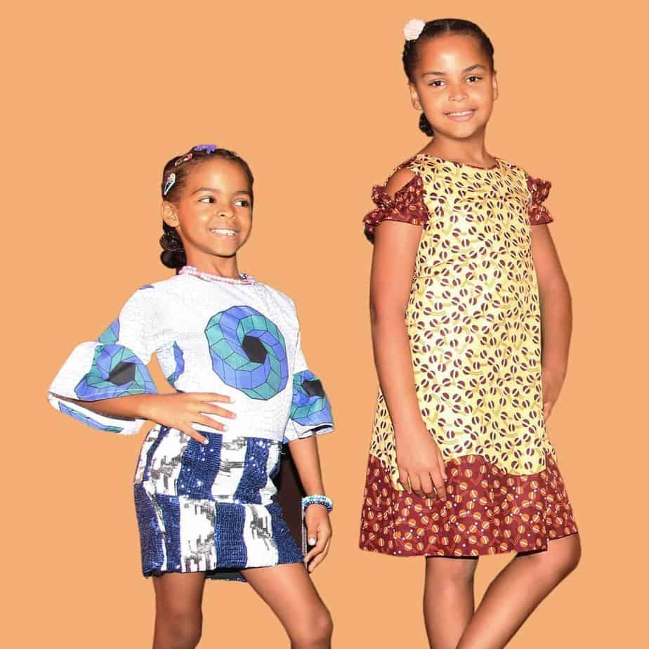 BEAUTIFUL ANKARA STYLES FOR KIDS 2019 16