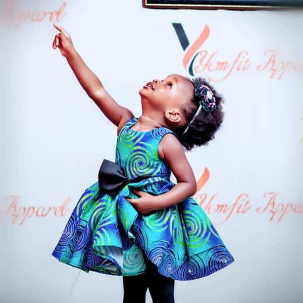 BEAUTIFUL ANKARA STYLES FOR KIDS 2019 10