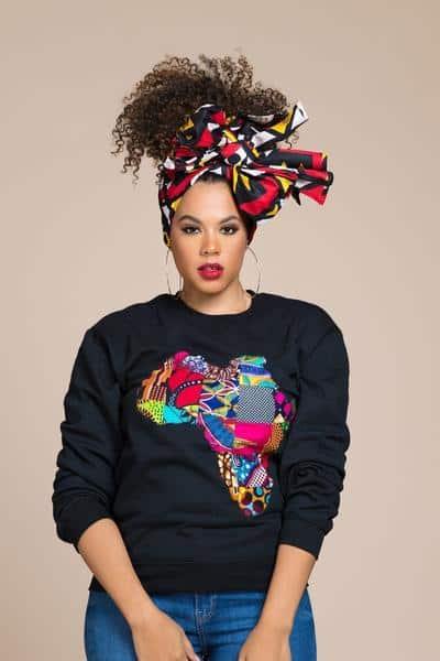 BEAUTIFUL AND STYLISH AFRICAN ANKARA HEAD WRAPS 21