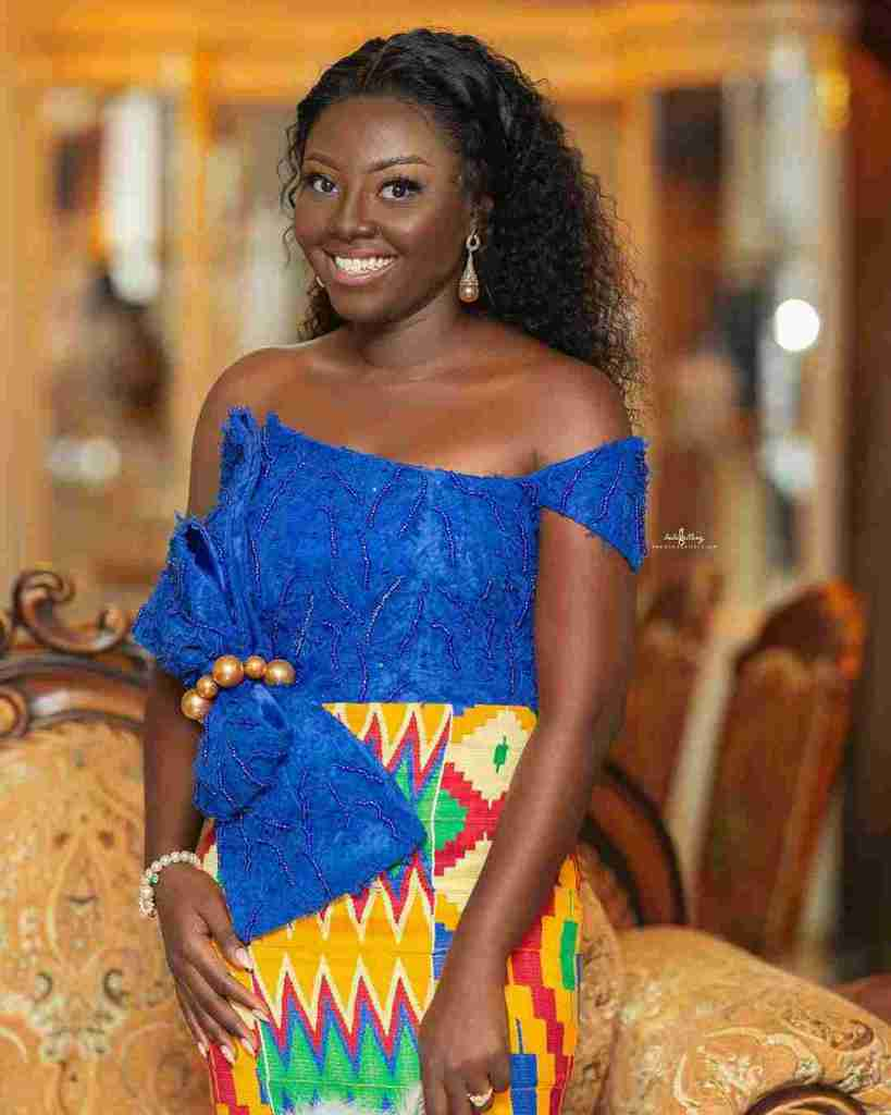 STYLISH AND GLAMOUROUS GHANA KENTE STYLES IN 2019 5