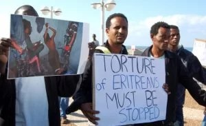 Israel Eritrean Asylum Seekers photo