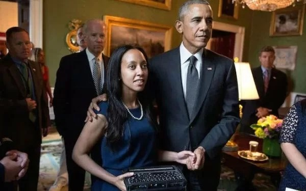Meet Eritrean Haben Girma, Harvard Law's First Deaf-Blind Graduate