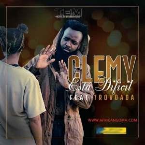 Clemy - Está Difícil (feat. Trovoada)
