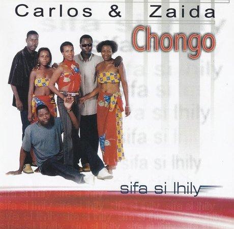 Carlos e Zaida Chongo - Matchassane