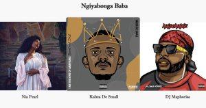 Kabza De Small - Ngiyabonga Baba ft Nia Pearl e DJ Maphorisa