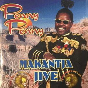 Penny Penny - Makantja Jive (Álbum)