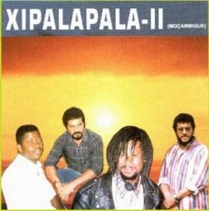 Xipalapala II - Moçambique (Álbum)