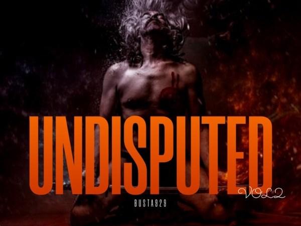 Busta 929 - Undisputed Vol. 2 (Álbum)