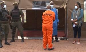 Uniforme prisional volta a opor Defesa e Juiz do caso das dívidas ocultas
