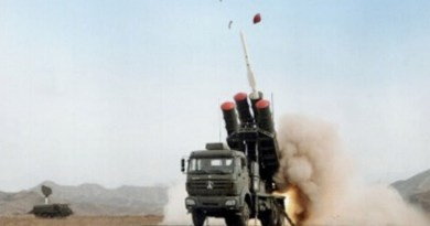 Morocco bolstered by new Chinese Sky Dragon 50 Surface to Air Missile