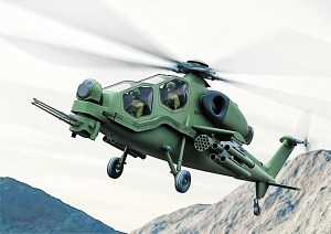 Morocco to buy the Turkish TAI T-129 ATAK helicopter