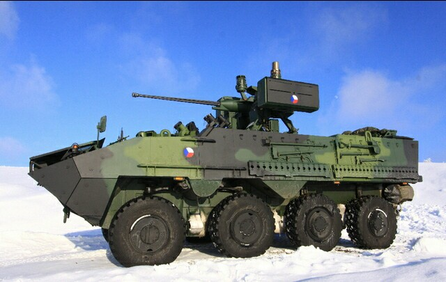 Portugal to deploy Pandur II 8x8 IFVs to the Central African Republic (C.A.R)