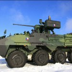 Portugal to deploy Pandur II 8x8 armoured vehicles to the Central African Republic (car)