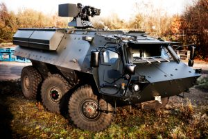 Rheinmetall MAN Military Vehicles (RMMV) Fuchs APC