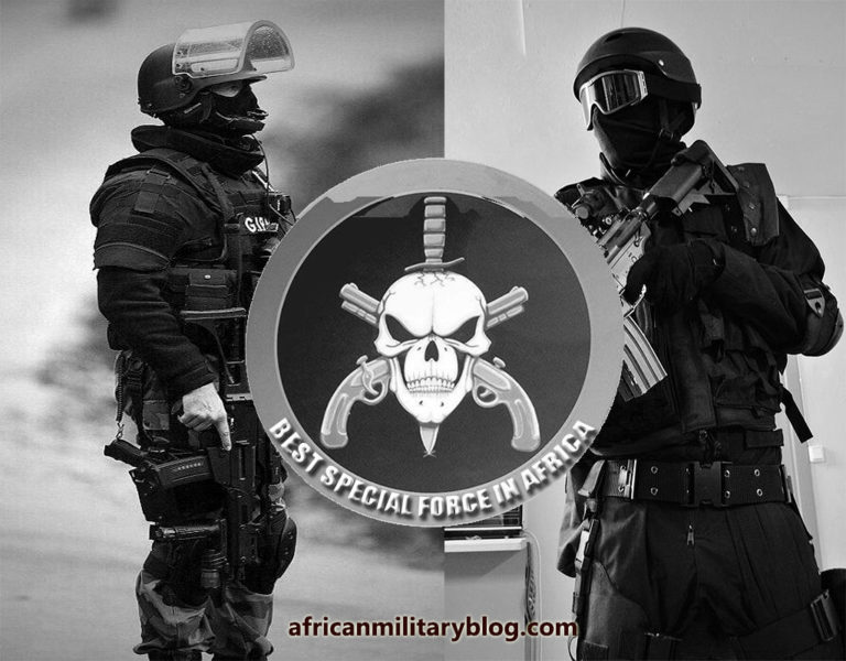 Top 10 Best Special Forces in Africa 2019