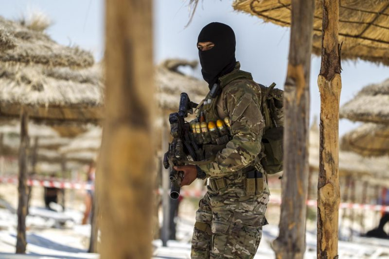 Tunisian Army Special Forces Group (GFS)