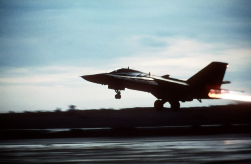 Joint Libyan and U.S. forces conduct airstrike against al-Qaida militants in Southern Libya