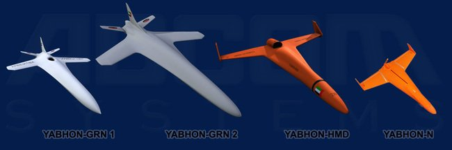 ADCOM Yahbon series drones