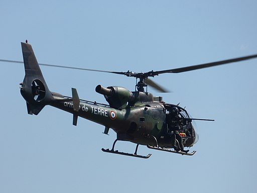 Mali: French military Gazelle helicopter shot down, no casualty