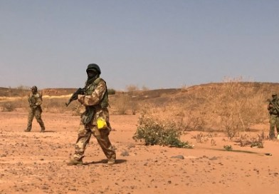 Battle against Islamic State to shift to Sahel