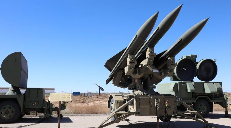 libya gna deploys mim-23 hawk air defence system to tripoli