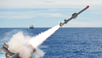 Morocco's Harpoon missiles will have reduced coastal targeting capabilities