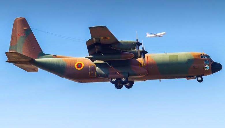 Marshall Aerospace awarded five-year contract to support Cameroon's C-130 fleet