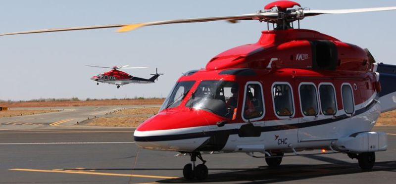 Leonardo Helicopters secures Egypt's €871 million AW149 and AW189 helicopter deal