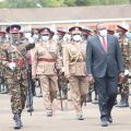 Kenyan defence force ranks and salary