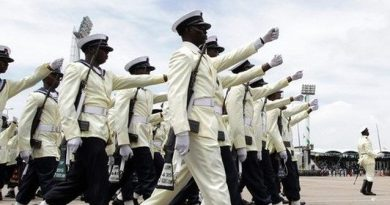 Nigerian Navy ranks and salary