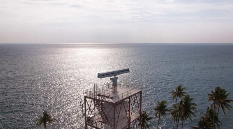 Indian Ocean Regional coastal radar network to be completed in November