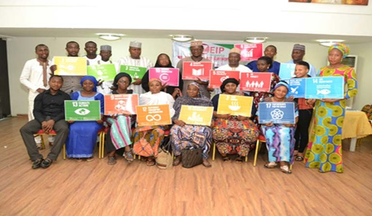 """INTERVIEW:""""Gender mainstreaming critical for the success of SDGs in Nigeria"""" – Tina Balewa"""