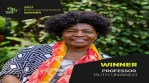 """INTERVIEW: Ruth Oniang'o: """"Winning Africa Food Prize was overwhelming, humbling"""""""