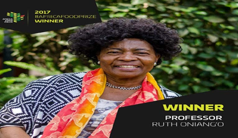 "INTERVIEW | ""Winning Africa Food Prize was overwhelming, humbling"" – Ruth Oniang'o"