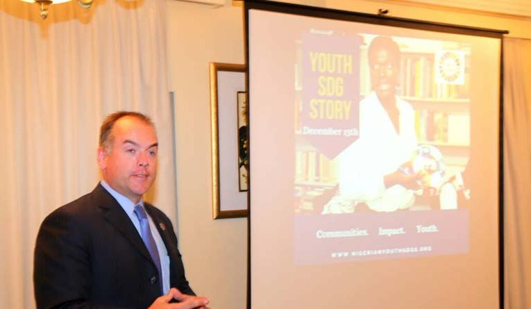 "INTERVIEW: ""Youth power can drive the actualisation of the SDGs"" – Mitchell Toomey"