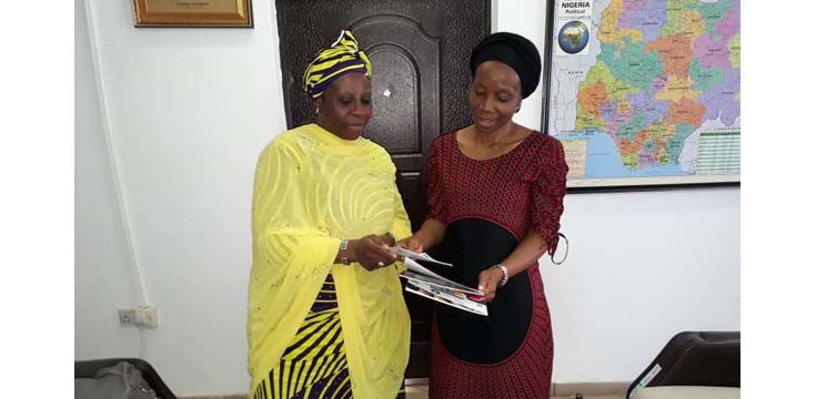 NFNV Nigeria moves to strengthen partnership with UN Women
